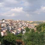 Foto Panorama di Rapolla