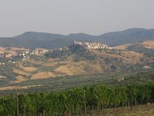 Foto Panorama di Ripacandida